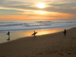 Surfing at Bunyip Tours - Cape Woolamai