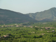 Asni panorama view