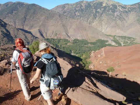 Berber village4