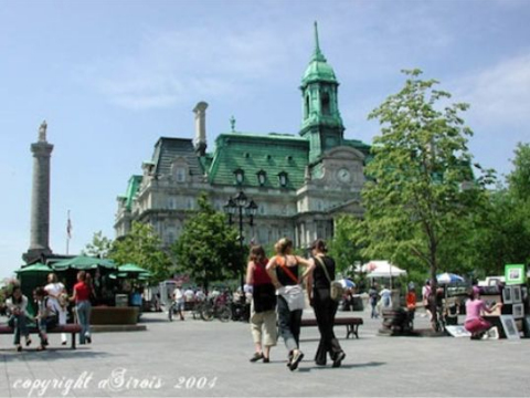 モントリオール発観光ツアー