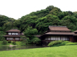 Two buildings of the Sankeien Gardens