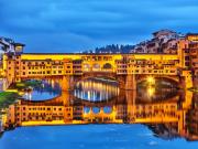Ponte-Vecchio-Notte