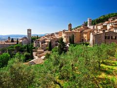 Assisi-Panoramica