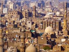 カイロ、モスク