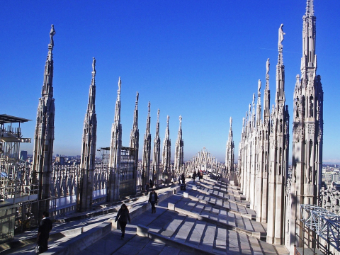 Skip the Line Milan's Duomo and Terrace Tour 06