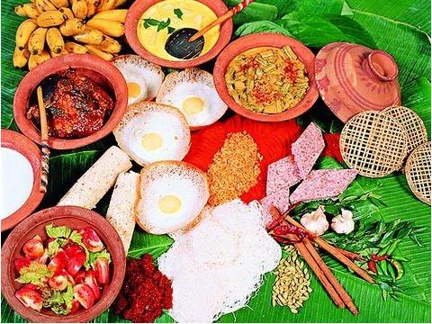 スリランカ文化体験