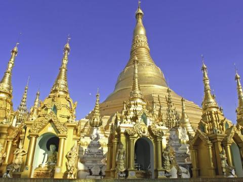 ヤンゴン市内・近郊観光