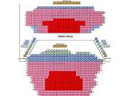 Seats_Les Miserables