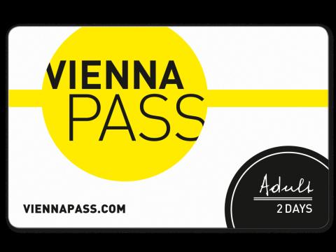 ウィーンパス(Vienna Pass) 50以上の人気観光スポット無料or優先入場カード <2日・3日間有効>