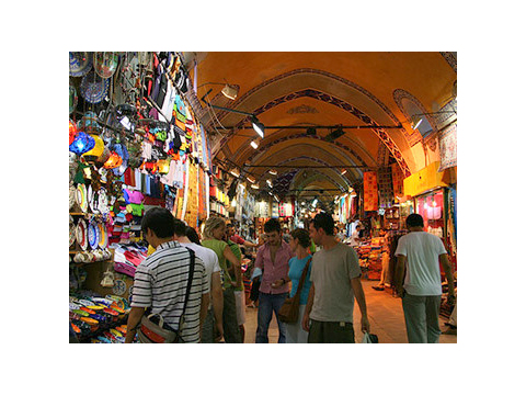 Grand Bazaar Istanbul Top Attractions Istanbul tours activities
