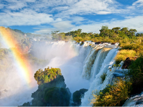 イグアスの滝観光ツアー