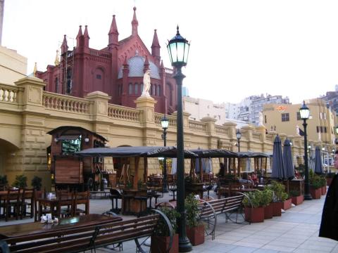 ブエノスアイレス市内観光ツアー