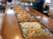 食事付⑤海龍での中華パーティー