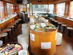 食事付③海龍での中華パーティー
