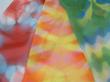 Hand dyed Kyoto Shibori scarfs