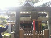 真田昌幸の墓碑2