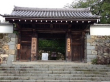 Main gate of Sanzenin Temple