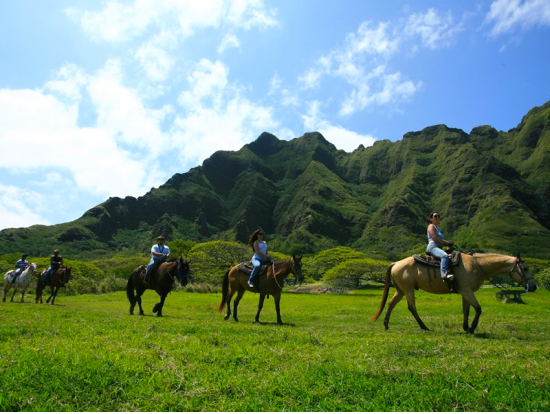 Kualoa Ranch Multi-Tour Value Pass - ATV, Horseback Riding ...