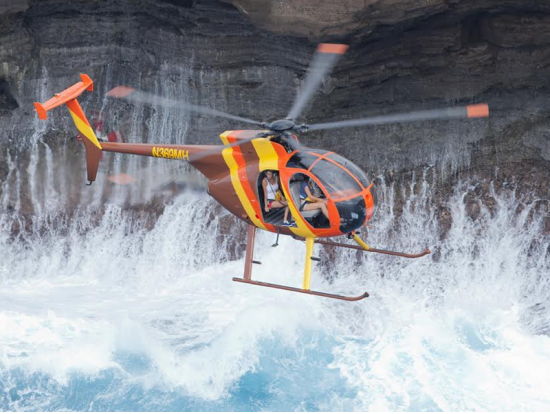 Doorson Amp Doorsoff Highlights Of Oahu Helicopter Tours With Waikiki Pi