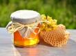 ハチミツ瓶