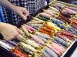織①(糸を選ぶ)