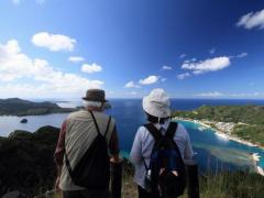 半日東洋のガラパゴス山歩き01