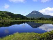 羅臼湖:三の沼