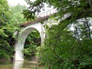 28 ぬかびら 鉄道橋梁