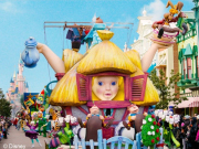 Disney Magic On parade 4X3
