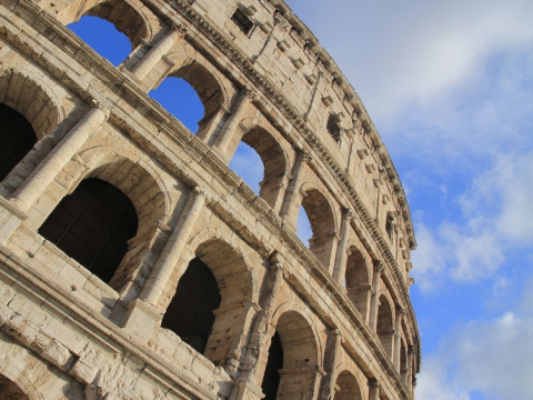 ローマ観光ガイドツアー