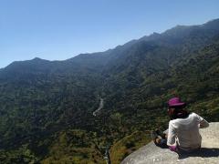 白谷雲水峡と太鼓岩01