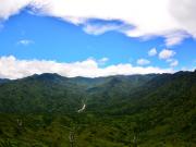 SUPと白谷雲水峡02