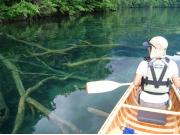 支笏湖カヌー2