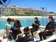 ボート体験ダイビング5