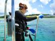 ボート体験ダイビング8