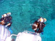 ボート体験ダイビング9