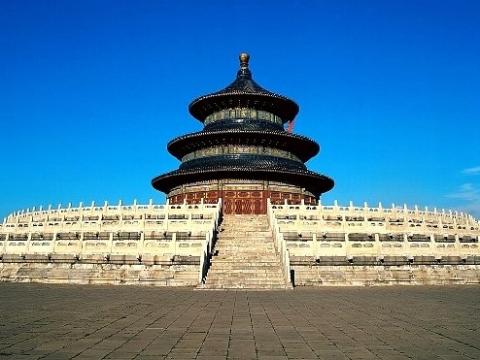 北京市内郊外観光