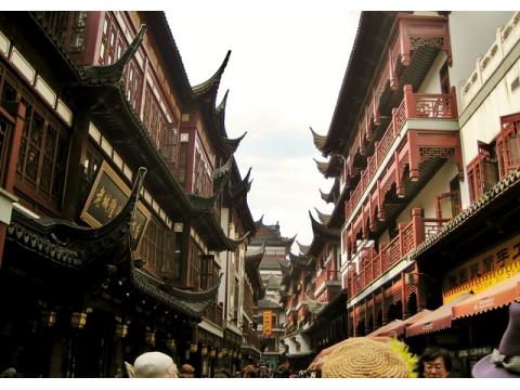 上海市内エリア