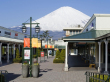 Gotemba Premium Outlets and Mount Fuji