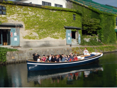小樽運河クルーズ (5)