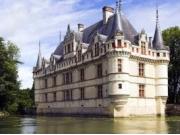 Azay le Rideau Chateau, Loire - ロワール