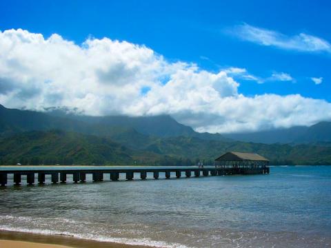 Hanalei Bay Top Kauai Attractions Kauai Tours Activities - 12 things to see and do in kauai