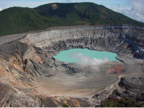 コスタリカの国立公園・大自然