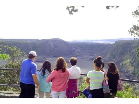 Kilauea Iki Crater