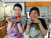 Atelier43 漆喰シーサー01
