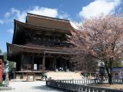 Kimpusen-ji Temple Main Hall