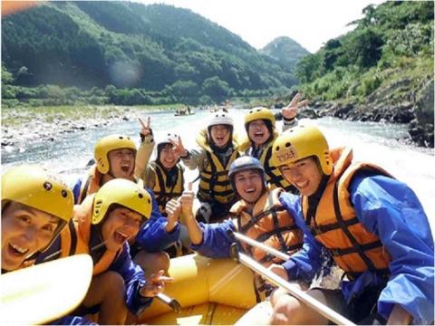 川・滝のアクティビティ