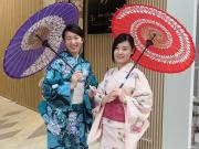 京都フォーシーズン キモノで銀ブラ01