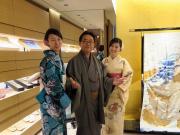 京都フォーシーズン キモノで銀ブラ05