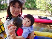熱帯ジャングルカヤック体験 アンダゴ01